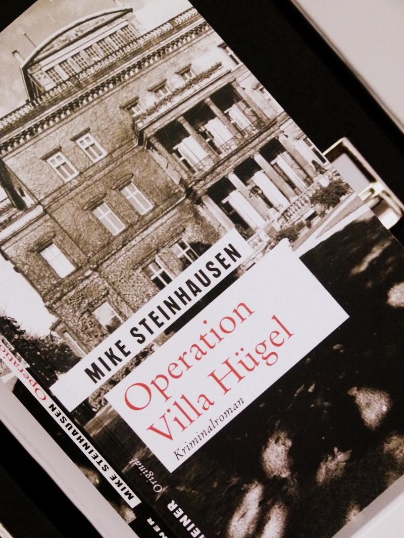 Operation Villa Hügel von Mike Steinhausen
