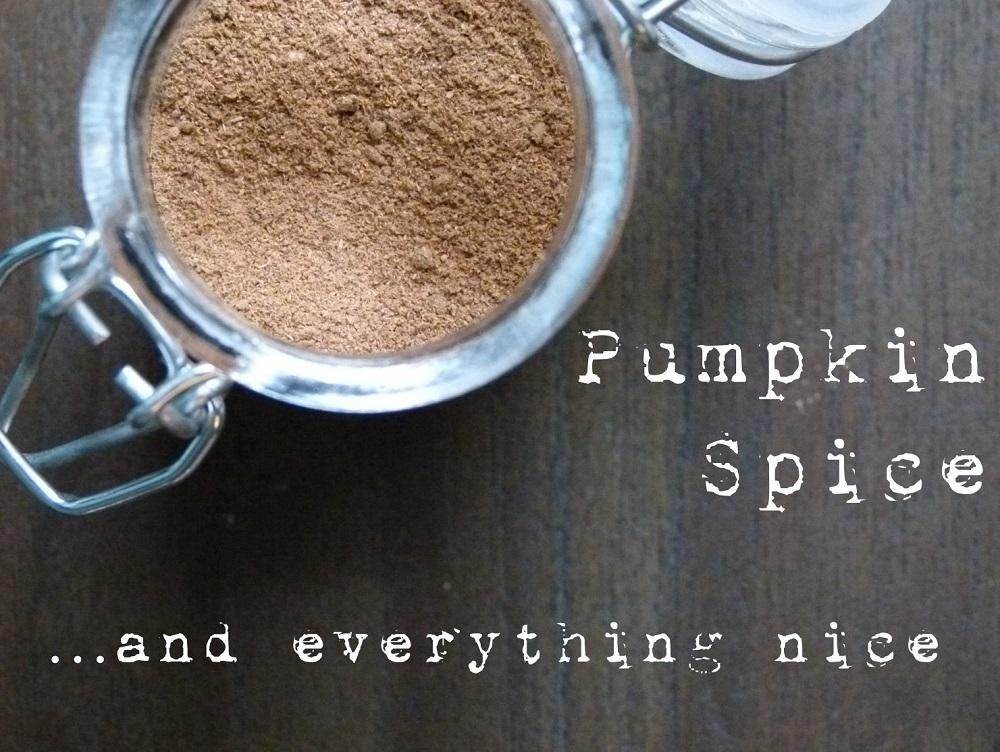 Pumpkin Spice | Rezept auf Gemischte Tüte Glück