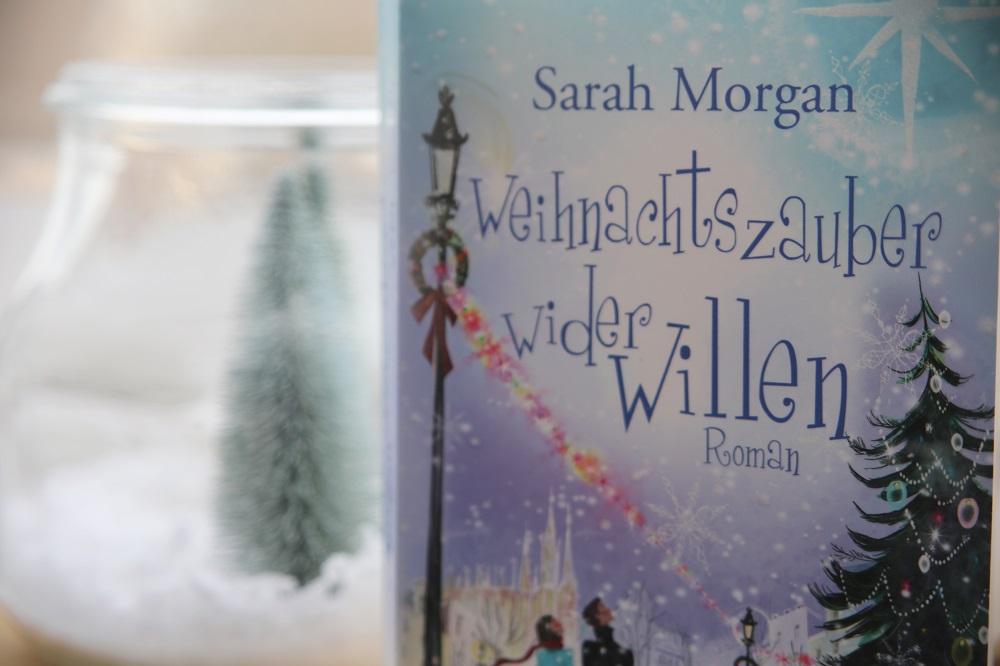 Weihnachtszauber wider Willen von Sarah Morgan | Rezension auf Gemischte Tüte Glück